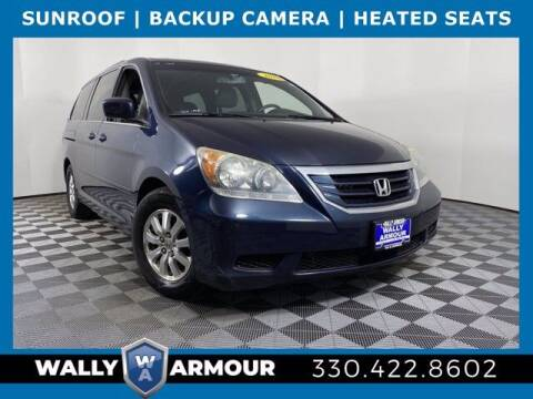 2010 Honda Odyssey for sale at Wally Armour Chrysler Dodge Jeep Ram in Alliance OH