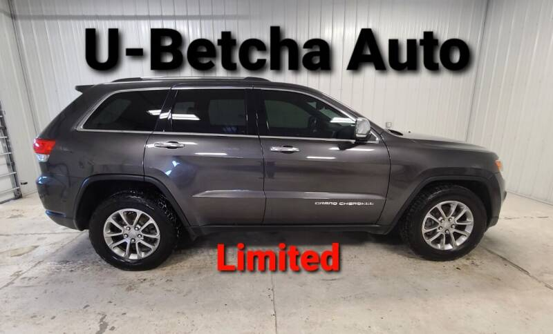 2015 Jeep Grand Cherokee for sale at Ubetcha Auto in St. Paul NE