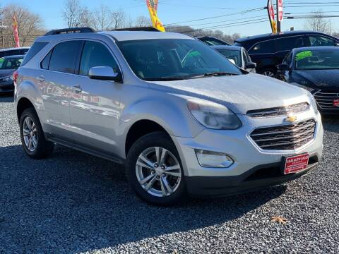 2016 Chevrolet Equinox for sale at A&M Auto Sales in Edgewood MD