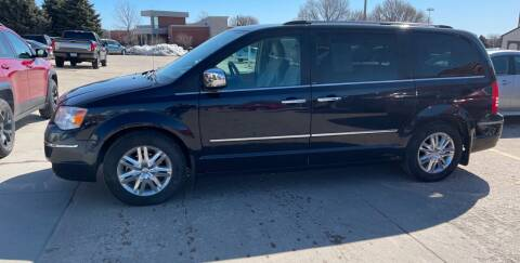 2010 Chrysler Town and Country for sale at Mulder Auto Tire and Lube in Orange City IA
