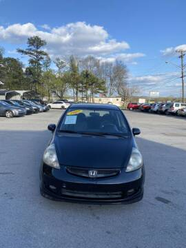 2007 Honda Fit for sale at Elite Motors in Knoxville TN
