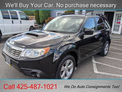 2009 Subaru Forester for sale at Platinum Autos in Woodinville WA