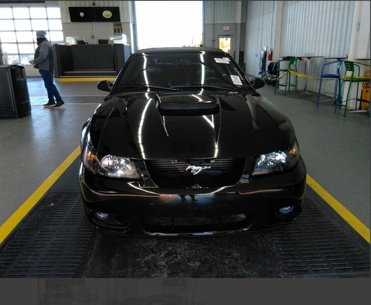 2003 Ford Mustang for sale at Arak Auto Group in Bourbonnais IL