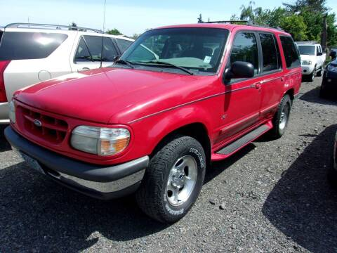 1998 Ford Explorer for sale at PJ's Auto Center in Salem OR