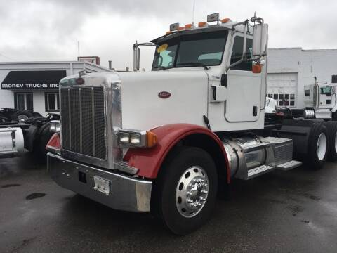 2006 Peterbilt 378 Day Cab for sale at Money Trucks Inc in Hill City KS