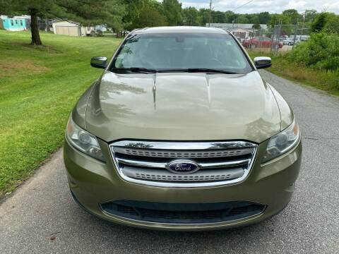 2012 Ford Taurus for sale at Speed Auto Mall in Greensboro NC