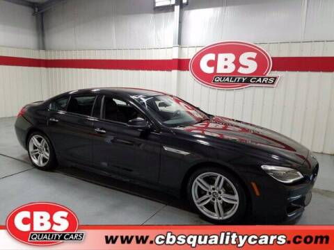 2017 BMW 6 Series for sale at CBS Quality Cars in Durham NC