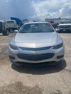 2018 Chevrolet Malibu for sale at BSA Used Cars in Pasadena TX