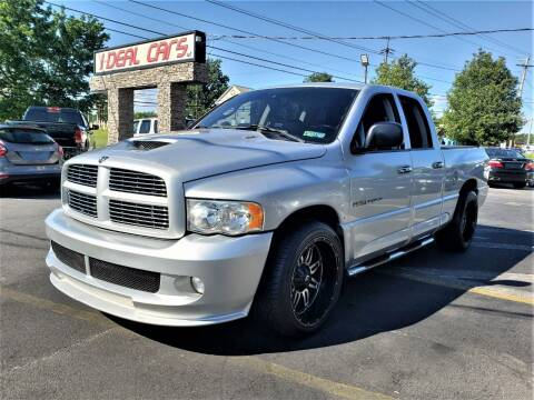 2005 Dodge Ram Pickup 1500 SRT-10 for sale at I-DEAL CARS in Camp Hill PA