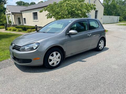 2010 Volkswagen Golf for sale at Wallet Wise Wheels in Montgomery NY