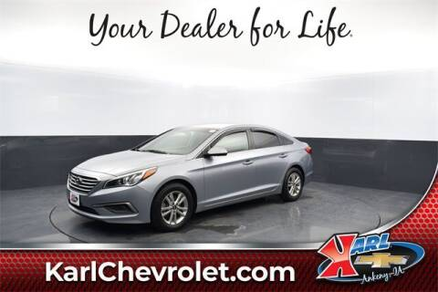 2017 Hyundai Sonata for sale at Karl Pre-Owned in Glidden IA