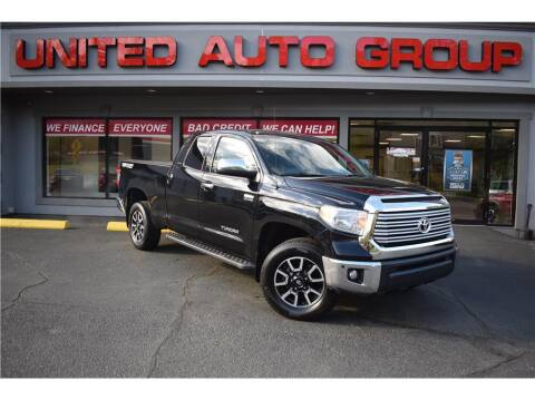 2014 Toyota Tundra for sale at United Auto Group in Putnam CT