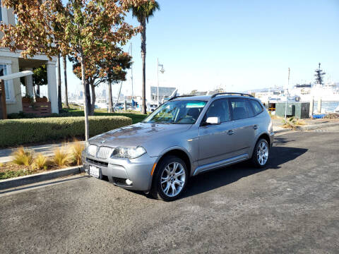 2008 BMW X3 for sale at Imports Auto Sales & Service in Alameda CA