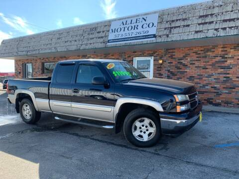 2007 Chevrolet Silverado 1500 Classic for sale at Allen Motor Company in Eldon MO