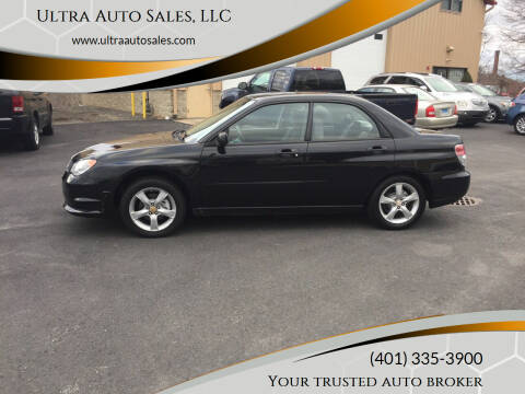 2006 Subaru Impreza for sale at Ultra Auto Sales, LLC in Cumberland RI