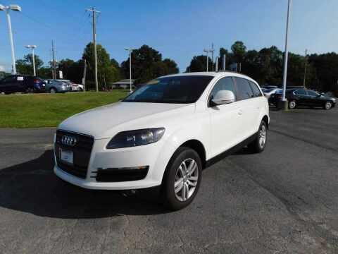 2009 Audi Q7 for sale at Paniagua Auto Mall in Dalton GA