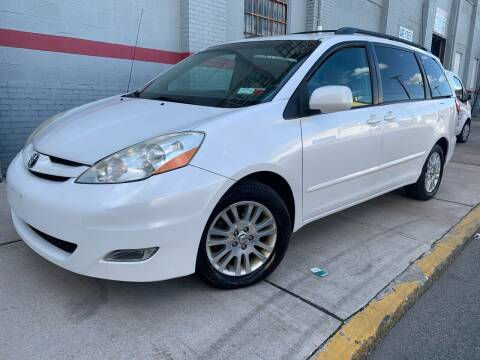 2008 Toyota Sienna for sale at Jordan Auto Group in Paterson NJ