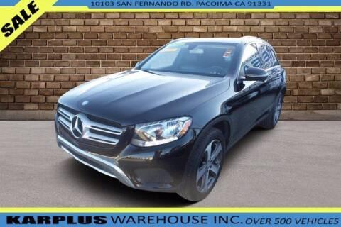 2016 Mercedes-Benz GLC for sale at Karplus Warehouse in Pacoima CA