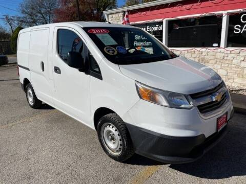 2015 Chevrolet City Express Cargo for sale at GOL Auto Group in Austin TX