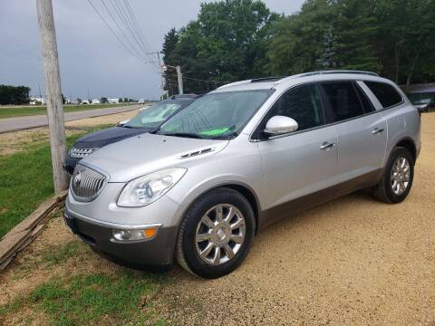 2011 Buick Enclave for sale at Northwoods Auto & Truck Sales in Machesney Park IL