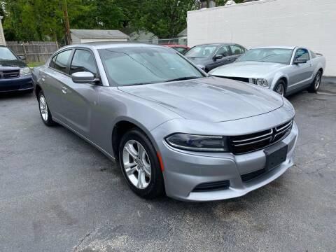 2016 Dodge Charger for sale at Brucken Motors in Evansville IN