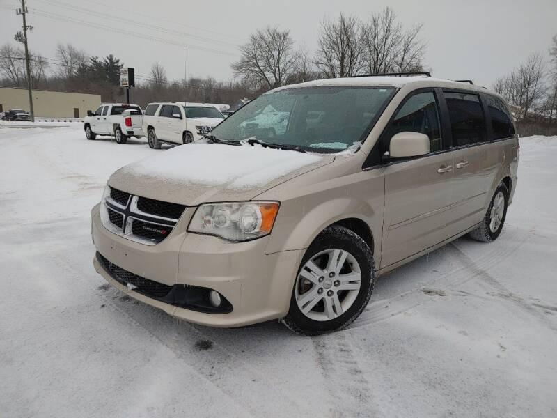 2013 Dodge Grand Caravan for sale at Cruisin' Auto Sales in Madison IN