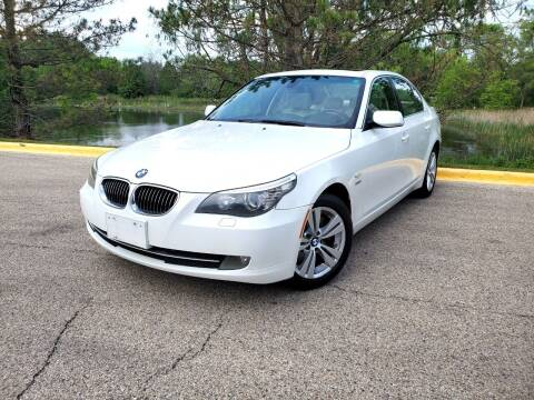2009 BMW 5 Series for sale at Excalibur Auto Sales in Palatine IL