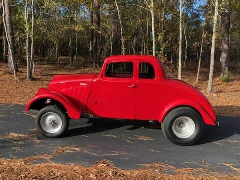 1933 Willys Coupe for sale at Classic Car Deals in Cadillac MI