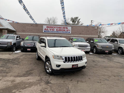 2011 Jeep Grand Cherokee for sale at Brothers Auto Group in Youngstown OH