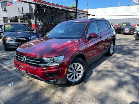 2018 Volkswagen Tiguan for sale at Newark Auto Sports Co. in Newark NJ