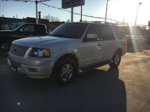 2006 Ford Expedition for sale at Dino Auto Sales in Omaha NE