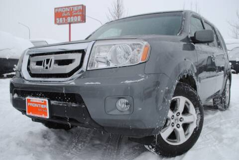 2009 Honda Pilot for sale at Frontier Auto & RV Sales in Anchorage AK