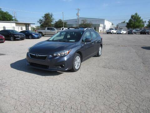 2017 Subaru Impreza for sale at Grays Used Cars in Oklahoma City OK