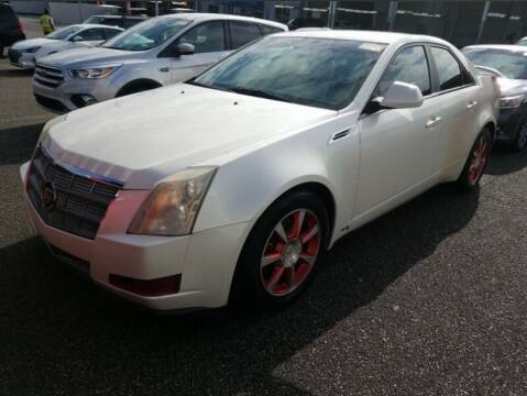 2009 Cadillac CTS for sale at JacksonvilleMotorMall.com in Jacksonville FL