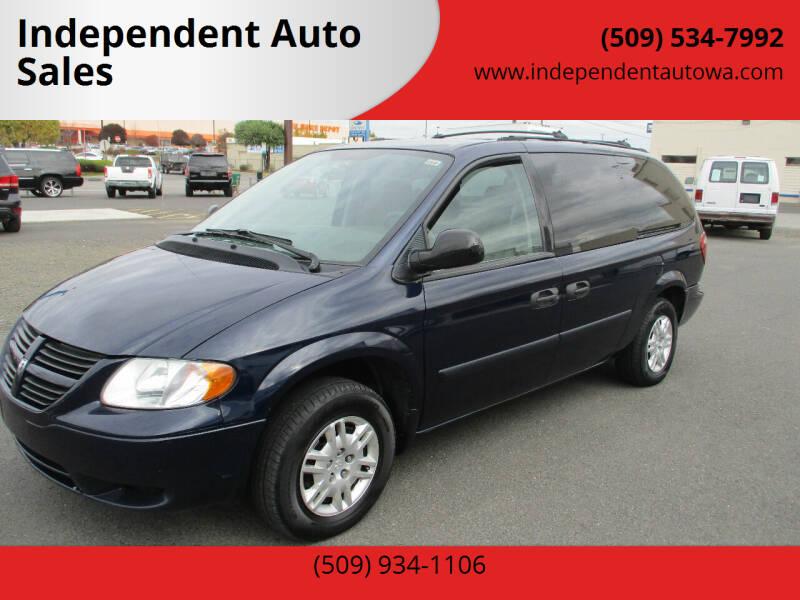 2005 Dodge Grand Caravan for sale at Independent Auto Sales #2 in Spokane WA