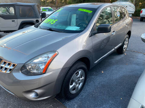 2015 Nissan Rogue Select for sale at TOP OF THE LINE AUTO SALES in Fayetteville NC