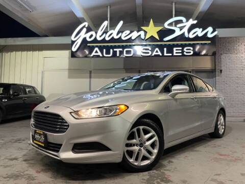 2014 Ford Fusion for sale at Golden Star Auto Sales in Sacramento CA