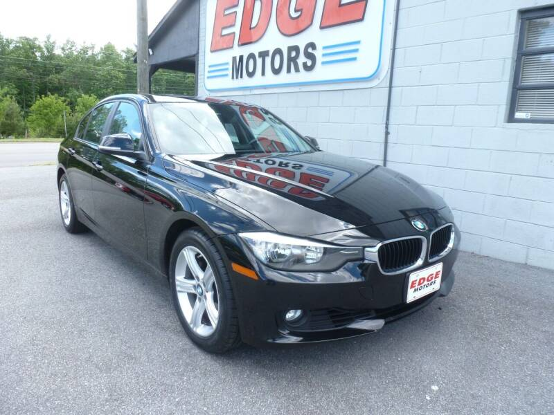 2015 BMW 3 Series for sale at Edge Motors in Mooresville NC