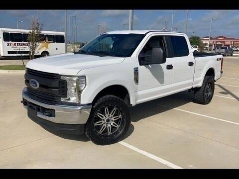 2019 Ford F-350 Super Duty for sale at FREDY KIA USED CARS in Houston TX