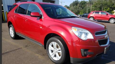 2015 Chevrolet Equinox for sale at Perfect Auto Sales in Palatine IL