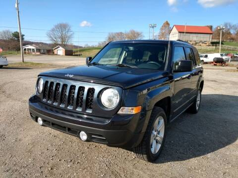 2015 Jeep Patriot for sale at G & H Automotive in Mount Pleasant PA