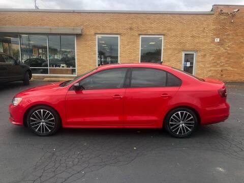 2016 Volkswagen Jetta for sale at Auto Sport INC in Grand Rapids MI