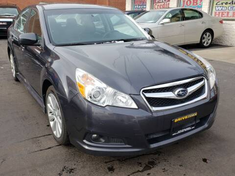 2012 Subaru Legacy for sale at DRIVE TREND in Cleveland OH