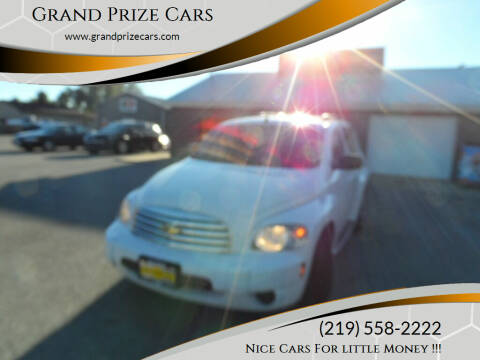 2011 Chevrolet HHR for sale at Grand Prize Cars in Cedar Lake IN