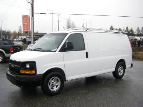 2007 Chevrolet Express Cargo for sale at NORTHWEST AUTO SALES LLC in Anchorage AK