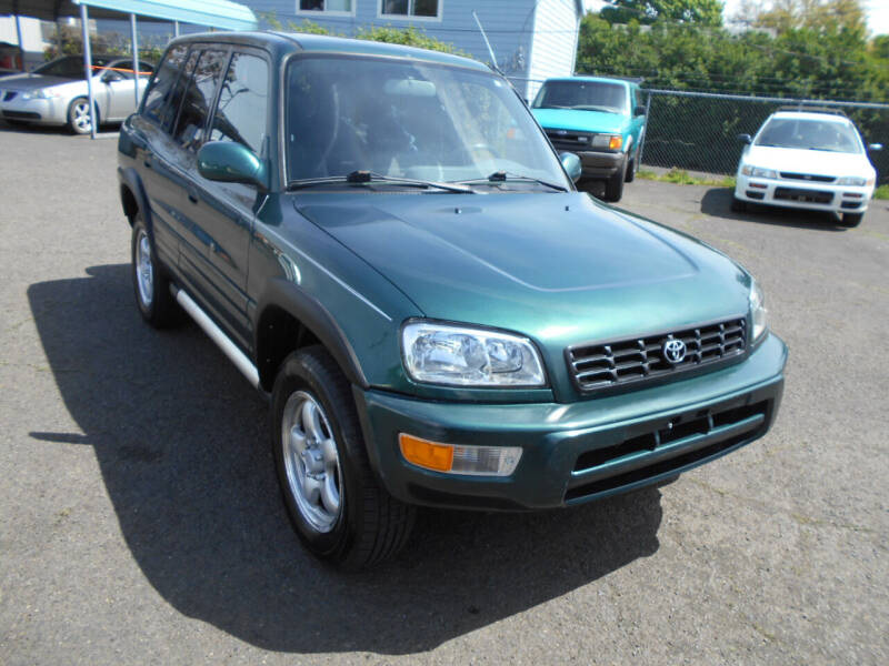 1999 Toyota RAV4 for sale at Family Auto Network in Portland OR