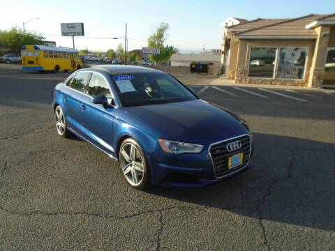 2016 Audi A3 for sale at Team D Auto Sales in St George UT
