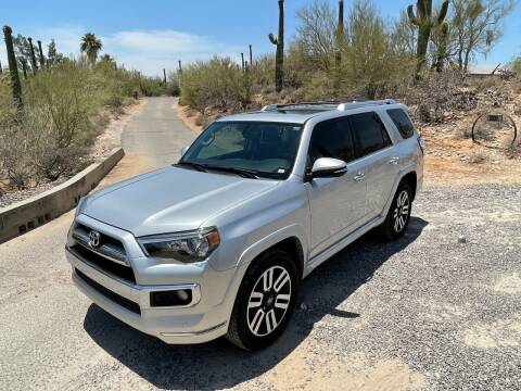 2016 Toyota 4Runner for sale at Auto Executives in Tucson AZ