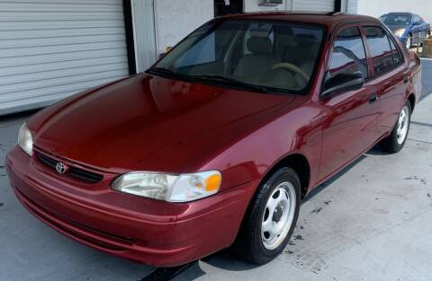 2000 Toyota Corolla for sale at Tiny Mite Auto Sales in Ocean Springs MS