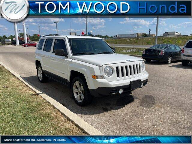 2014 Jeep Patriot for sale at Tom Wood Honda in Anderson IN